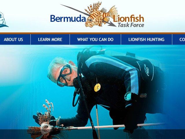 Bermuda Lionfish Task Force