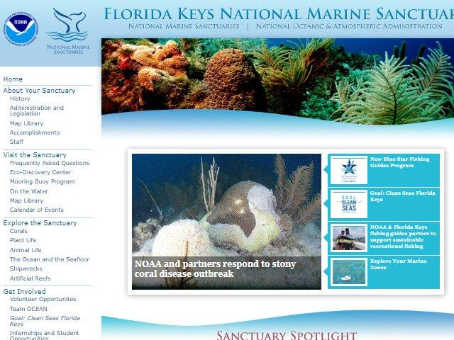 Florida Keys National Marine Sanctuary Lionfish News