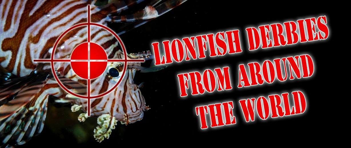 Lionfish Central Lionfish Derby Global