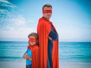 Lionfish Super Heros